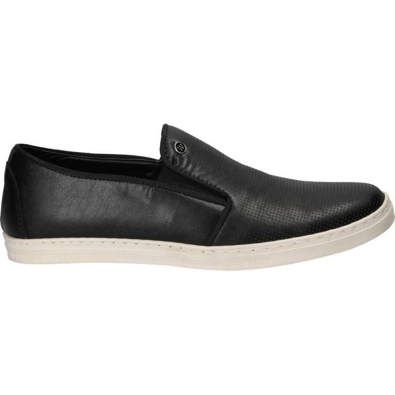 Pantofi barbati casual negru marca Timer VGT059347MN-130