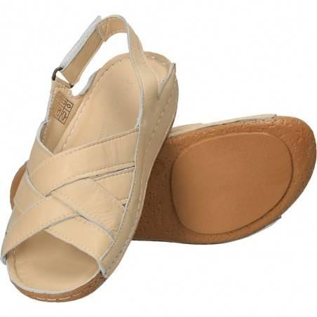 Sandale Prima Donna, din piele, pentru femei