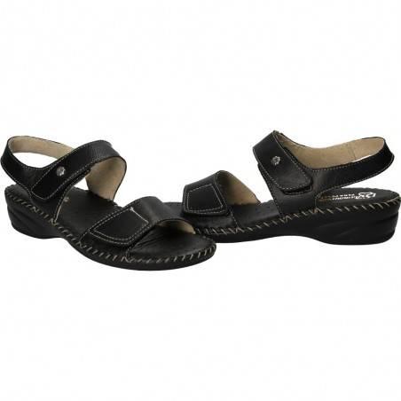Sandale piele naturala, de dama, marca Glamourella