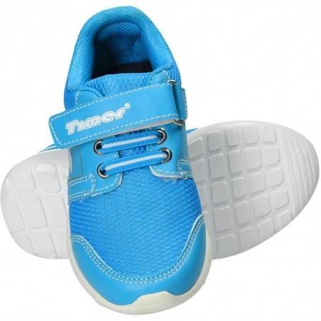 Pantofi sport, albastri, marca Timer, pentru baieti