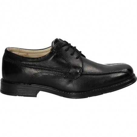 Pantofi baieti, stil elegant, din piele naturala