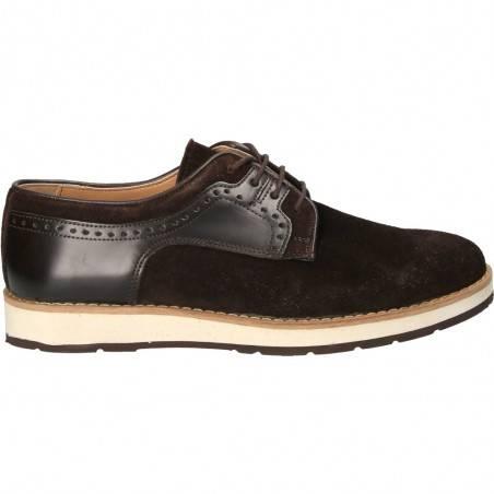 Pantofi Best Walk din piele naturala pentru Barbati