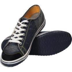 Sneakers jeans si bumbac, pentru barbati