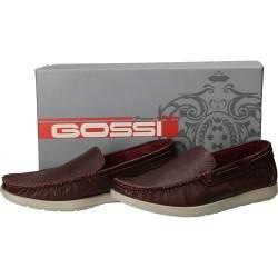 Mocasini Gossi, din piele naturala, pentru barbati