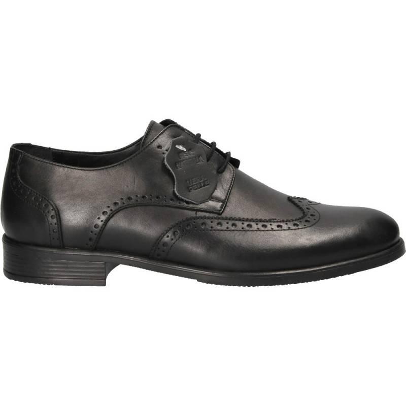 Pantofi Oxford, pentru barbati, din piele, Best Walk