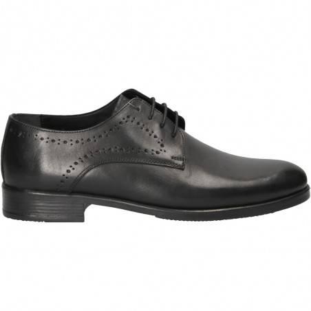 Pantofi de ocazie, din piele, pentru barbati, Best Walk