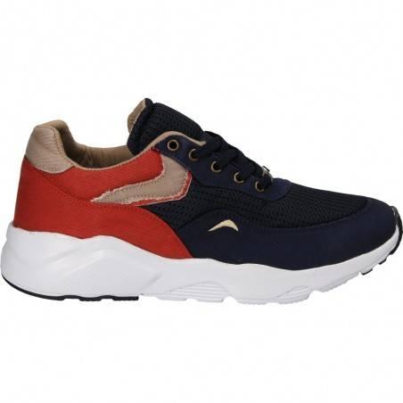Pantofi sport barbati bordo marca Masst Coton