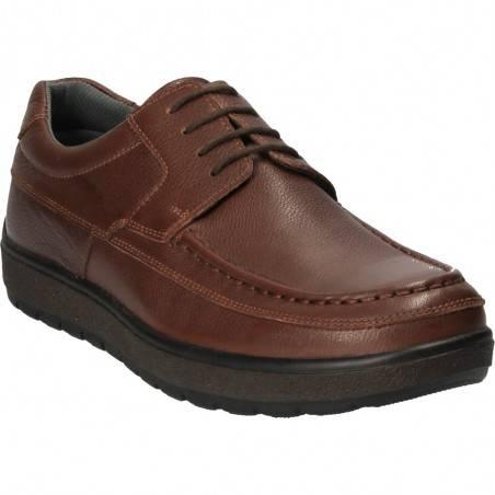Pantofi din piele naturala, pentru barbati, Da Vinci