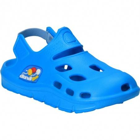 Sabotei albastri, pentru copii, din spuma, marca Akinal