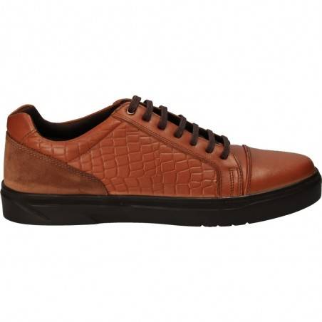 Pantofi piele naturala, Da Vinci, pentru barbati