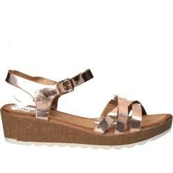 Sandale dama casual multicolor marca Dame Rose VGFR2418BZ.MS