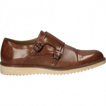 Pantofi maro eleganti pentru Barbati, marca Montefiori