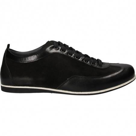 Pantofi sneakers barbatesti, din piele naturala