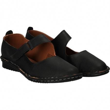 Pantofi casual din piele naturala Prima Donna