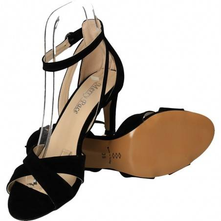 Sandale dama elegant negru marca Merry Pace