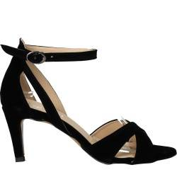 Sandale dama elegant negru...