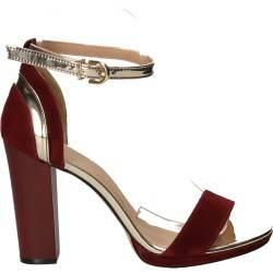 Sandale de gala, bordeaux,...