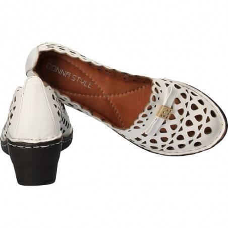 Pantofi fashion de dama, din piele naturala