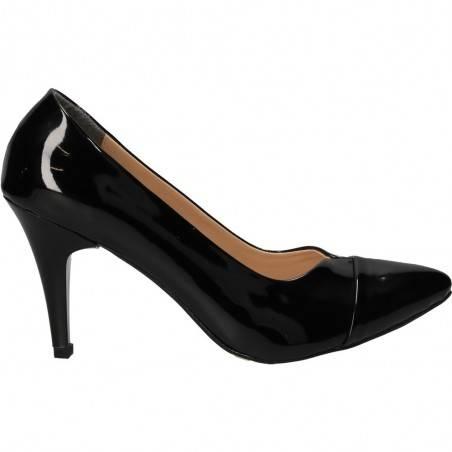Pantofi de gala, din lac, pentru femei