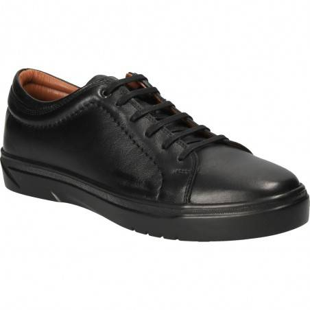Pantofi din piele naturala, barbatesti, marca Da Vinci