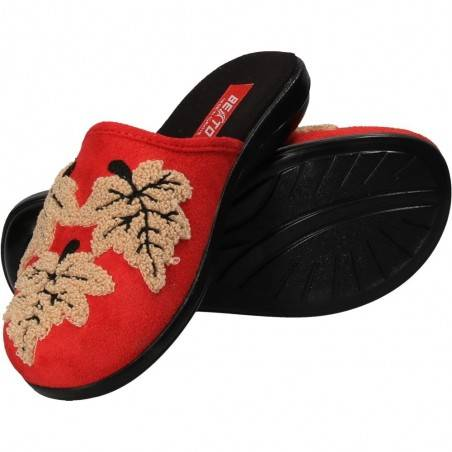 Papuci de casa pentru femei, marca Bento