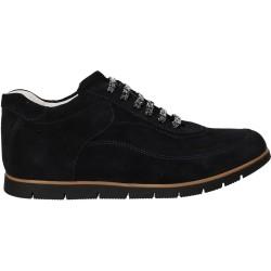 Pantofi din piele întoarsă,...