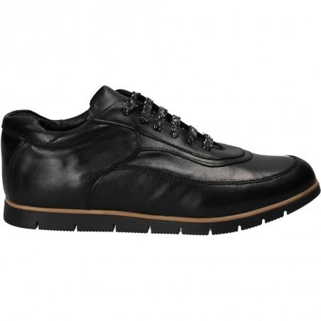 Pantofi de dama, casual, din piele naturala