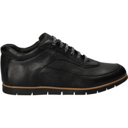 Pantofi negri, din piele...