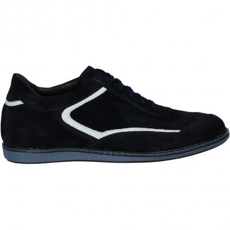 Pantofi barbatesti, din piele intoarsa