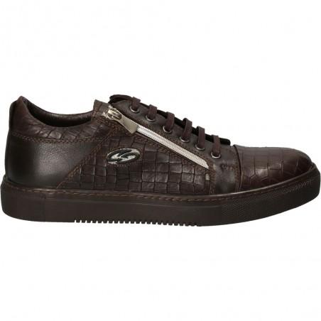 Pantofi casual din piele naturala pentru Barbati