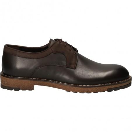 Pantofi barbatesti, stil urban, piele naturala