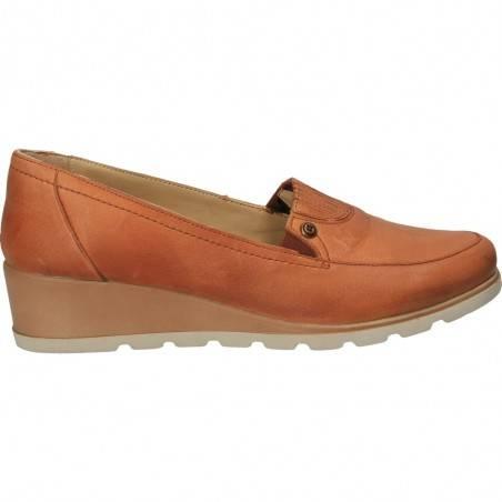 Pantofi femei casual piele maro