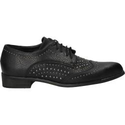 Pantofi Oxford cu tinte,...