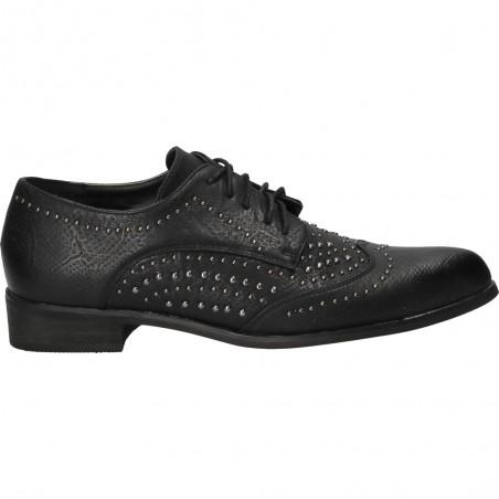 Pantofi Oxford cu tinte, pentru femei