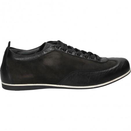 Pantofi sneakers, din piele intoarsa pentru barbati