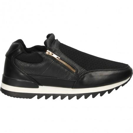 Pantofi moderni cu fermoare, pentru Femei