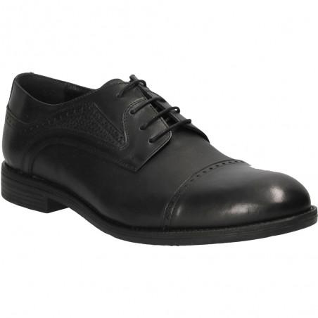 Pantofi office barbatesti, din piele naturala