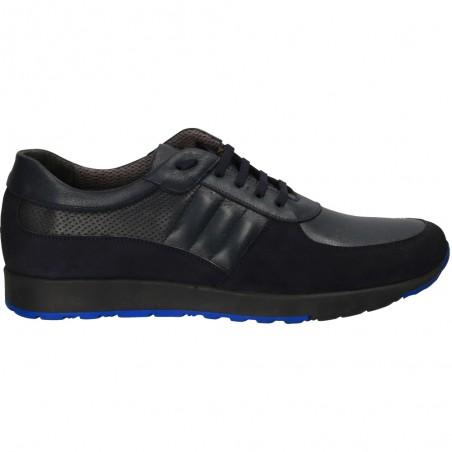 Pantofi barbati sport elegant, din piele naturala
