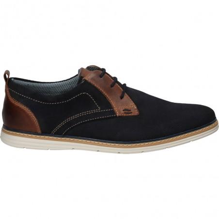 Pantofi barbatesti moderni casual, piele naturala