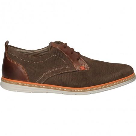 Pantofi urban style, din piele naturala