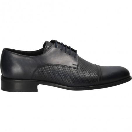 Pantofi barbatesti de ocazie, piele naturala