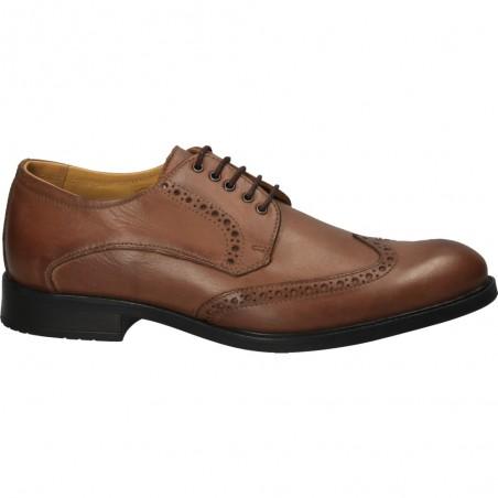 Pantofi Oxford din piele naturala, pentru barbati