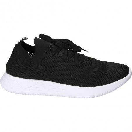 Pantofi negri de sport, pentru barbati, marca Masst Coton