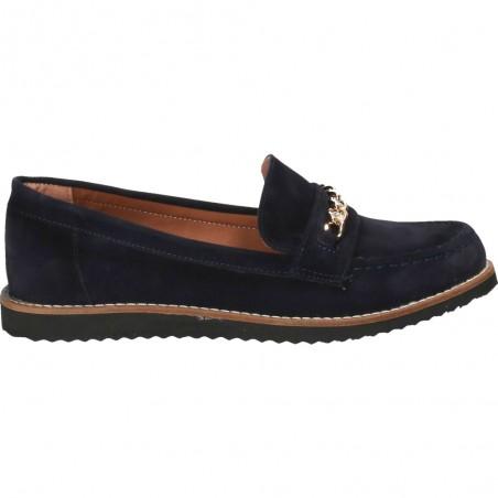 Pantofi dama casual albastru marca Ventes