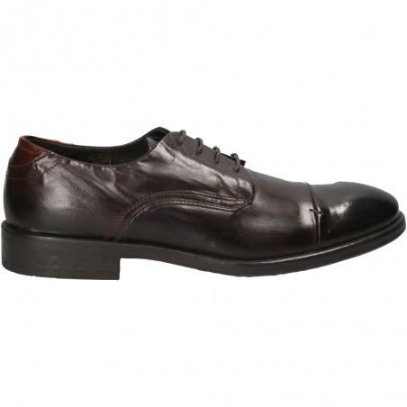 Pantofi barbatesti, piele naturala, stil elegant