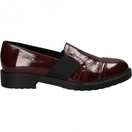 Pantofi moderni, piele lacuita, pentru femei