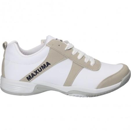 Pantofi de sport albi pentru barbati