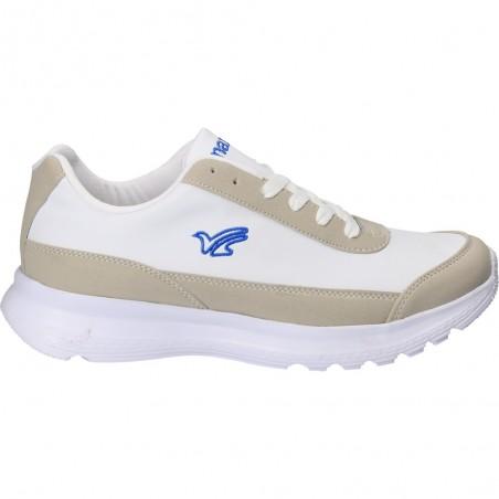 Pantofi albi, sport, pentru barbati