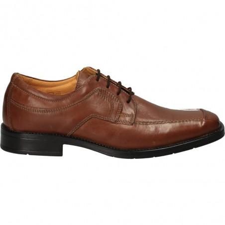 Pantofi office, pentru barbati, din piele naturala