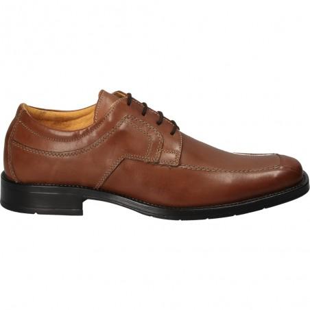 Pantofi barbatesti, din piele, stil elegant
